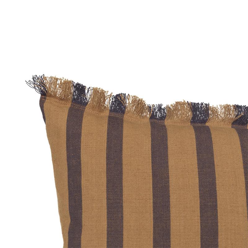 Fermliving True cushion sugar kelp/black Fermliving