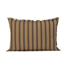 Fermliving True cushion sugar kelp/black