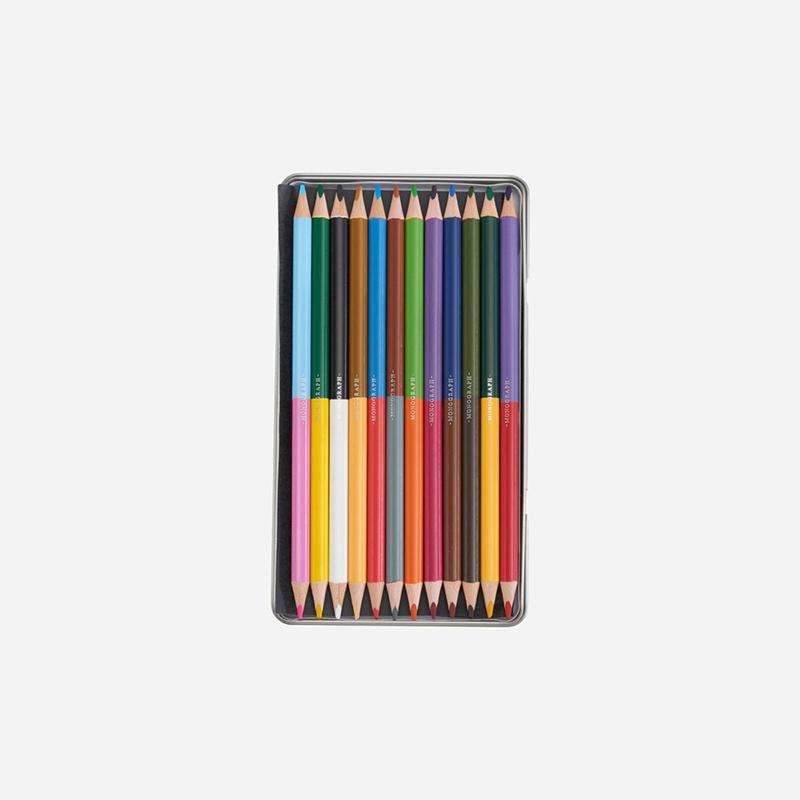 MONOGRAPH Crayons de couleur - Monograph