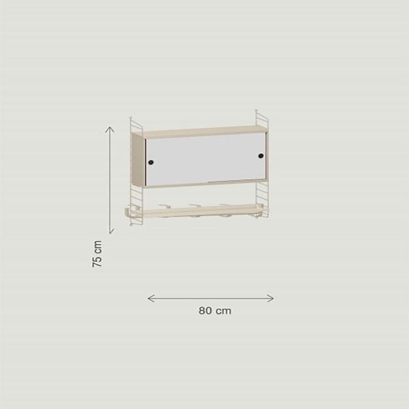 String Badkamer configuratie String 1