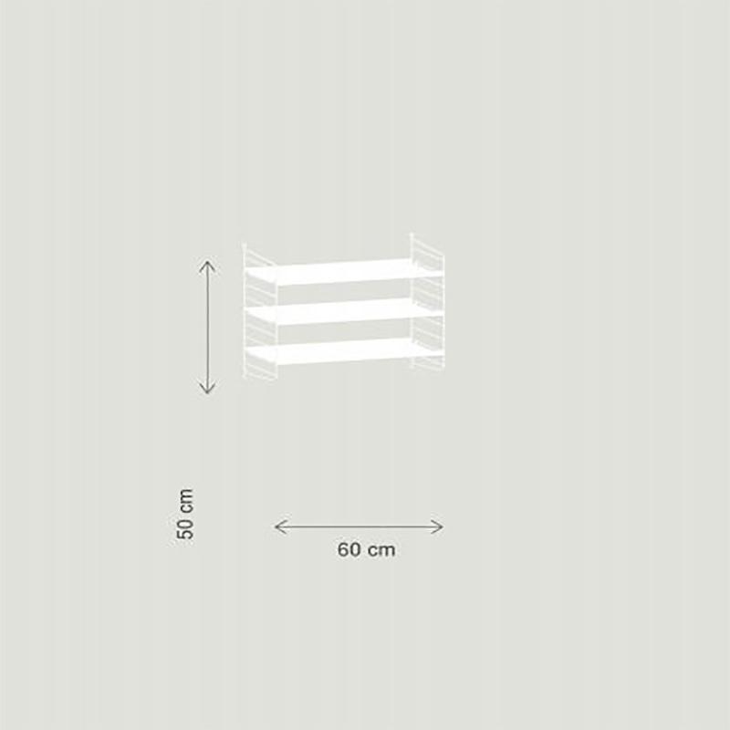 String Badkamer configuratie 2