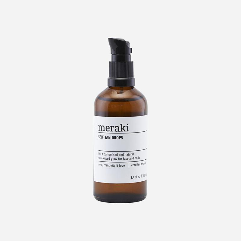 Meraki Self tan drops- Autobronzant - MERAKI
