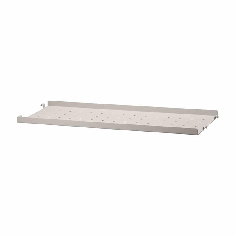 String Metalen legplank laag 58x20