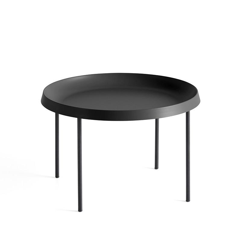 HAY HAY Tulou Coffee Table - ø55 zwart