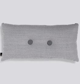 HAY HAY 2 Dots kussen - Light grey