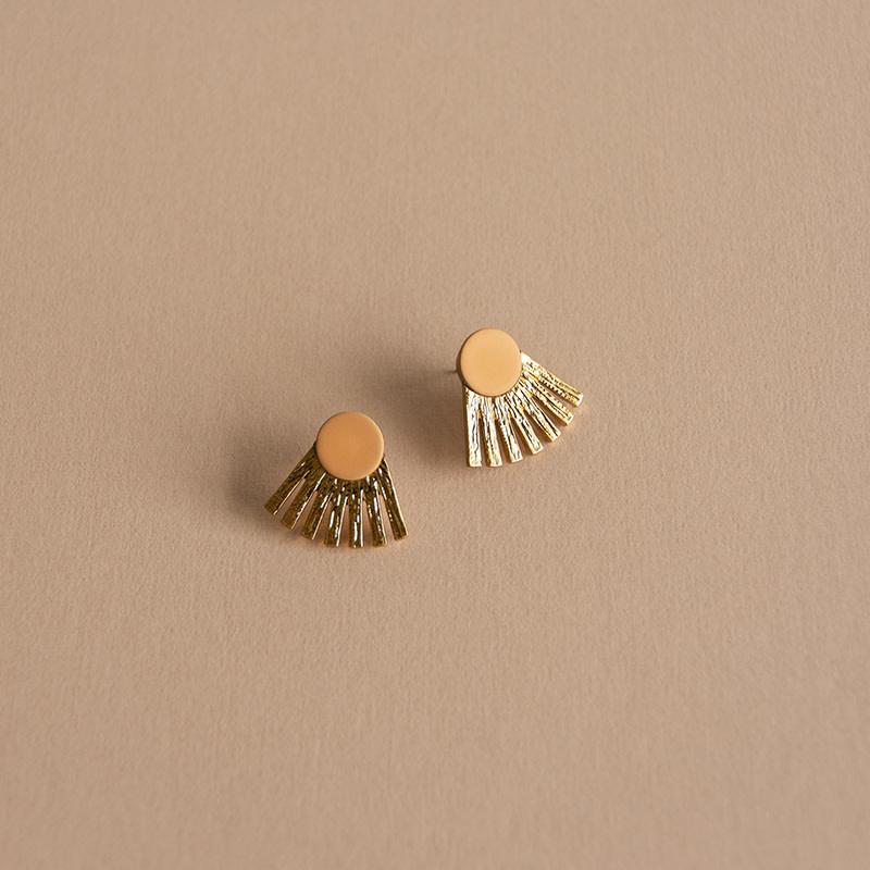 Sticky lemon Boucles d'oreilles - Sunbeams