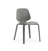 Normann Copenhagen Normann Copenhagen My Chair - Grijs