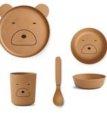 Liewood Boîte à dîner en bambou