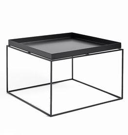 HAY HAY Tray Table 60 x 60 x 39 - Zwart