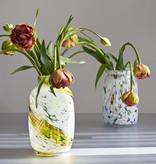 HAY Splash Vase Round M - Lemon Peel