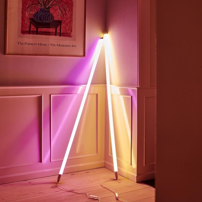 HAY Neon Tube LED Pink