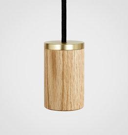 Tala LED Knuckle lamphouder Oak