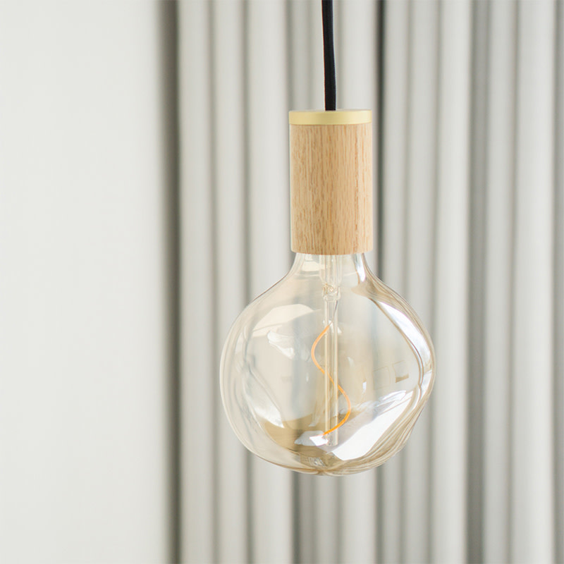 Tala LED Knuckle support de lampe en chêne