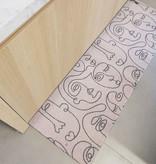 Mad About Mats Harde mat Astrid scraper 50x150