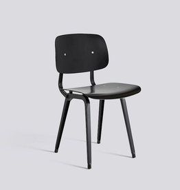 HAY Revolt chair - Black steel frame
