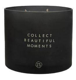 Zusss Geurkaars 'Collect Moments' ø12cm