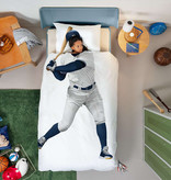 SNURK beddengoed House de couette Baseball player