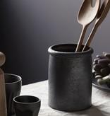 House Doctor Pion Pot zwart-bruin