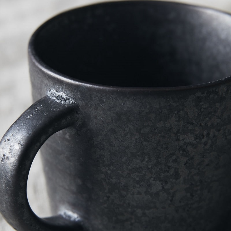 House Doctor Espressokopje Pion zwart-bruin