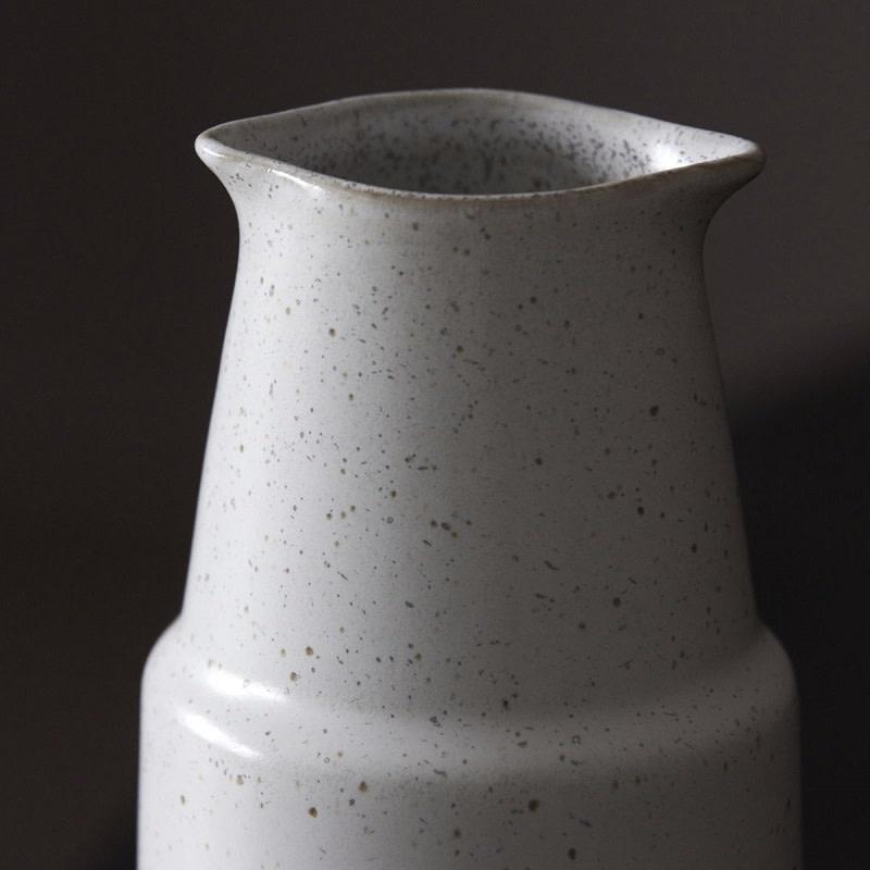 House Doctor Carafe Pion Medium gris-blanc