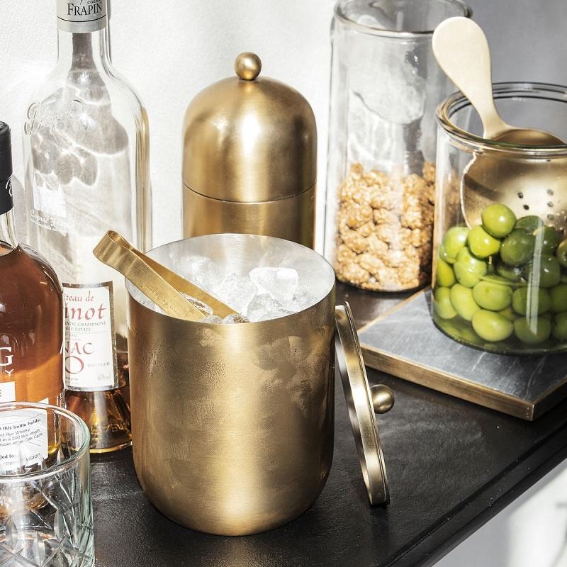 House Doctor Alir wijnkoeler / ijsemmer Messing