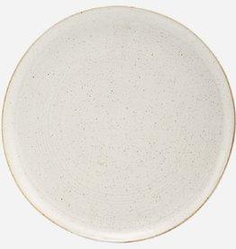 House Doctor Assiette Pion (dia 28.5) gris-blanc