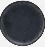 House Doctor Bord Pion (dia28.5) zwart-bruin