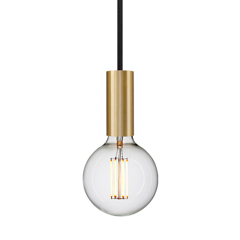 NUD Collection Tube Rail Messing hanglamp