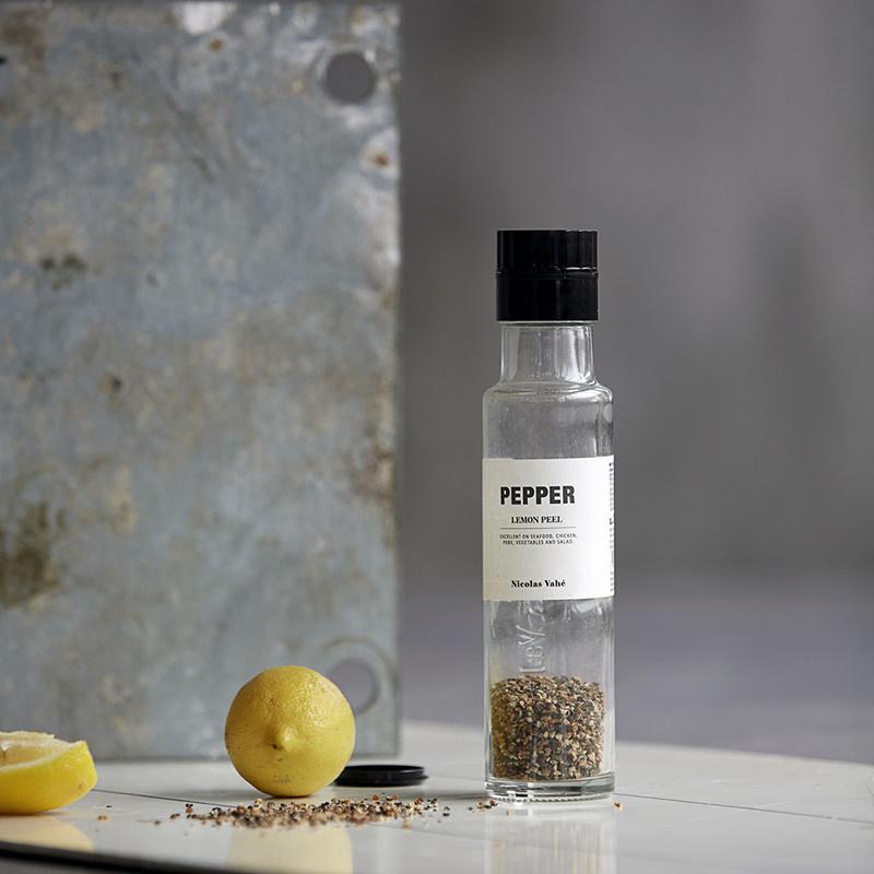 Nicolas Vahé Poivre - Lemon Peel 135 g