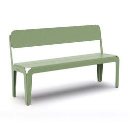 Weltevree Bended Bench met rugleuning