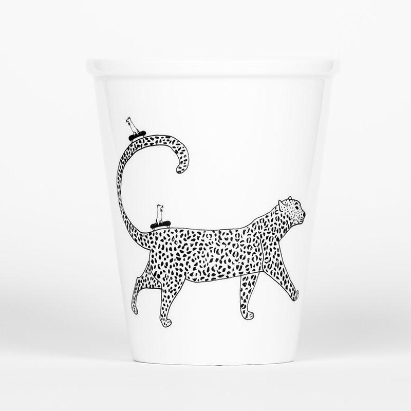 helen b Beker - Leopard