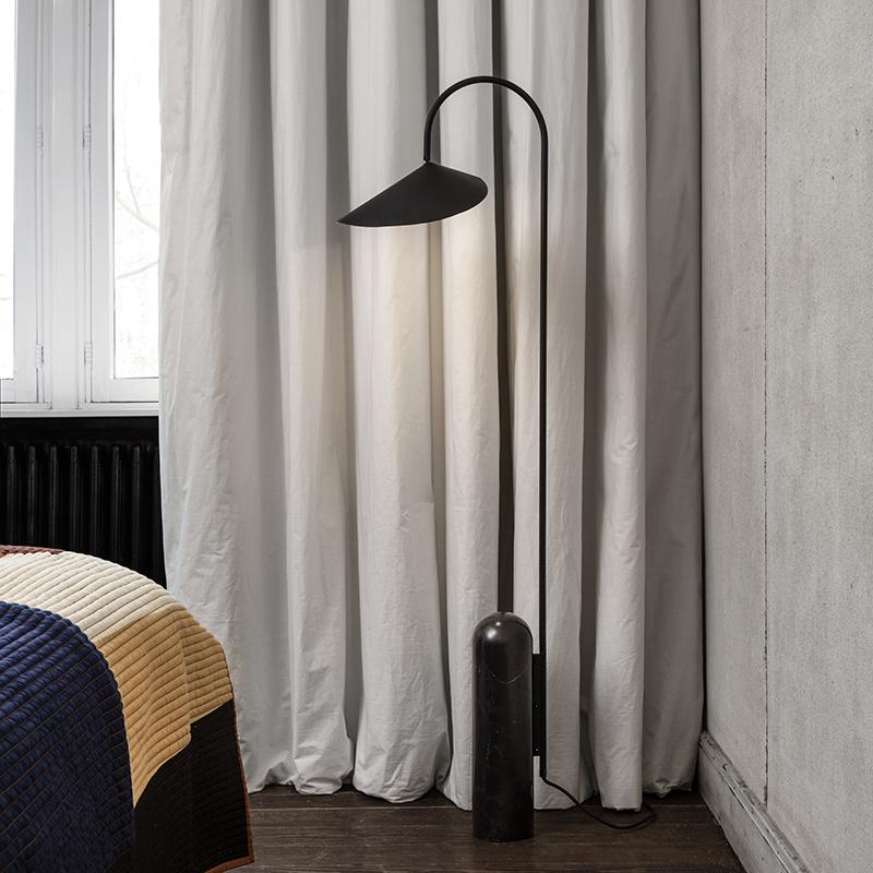 Fermliving Arum lampadaire