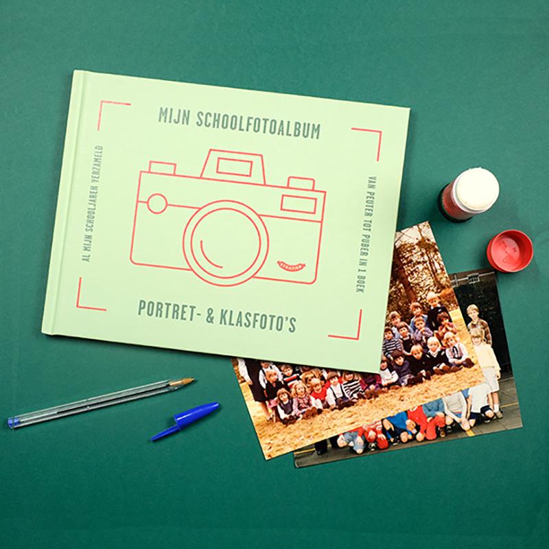 Stratier Schoolfotoalbum