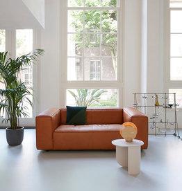 Fest Amsterdam Dunbar sofa - 2 places - cuire