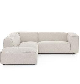 Fest Amsterdam Dunbar Sofa 1.5 seat + longchair - Polvere beige