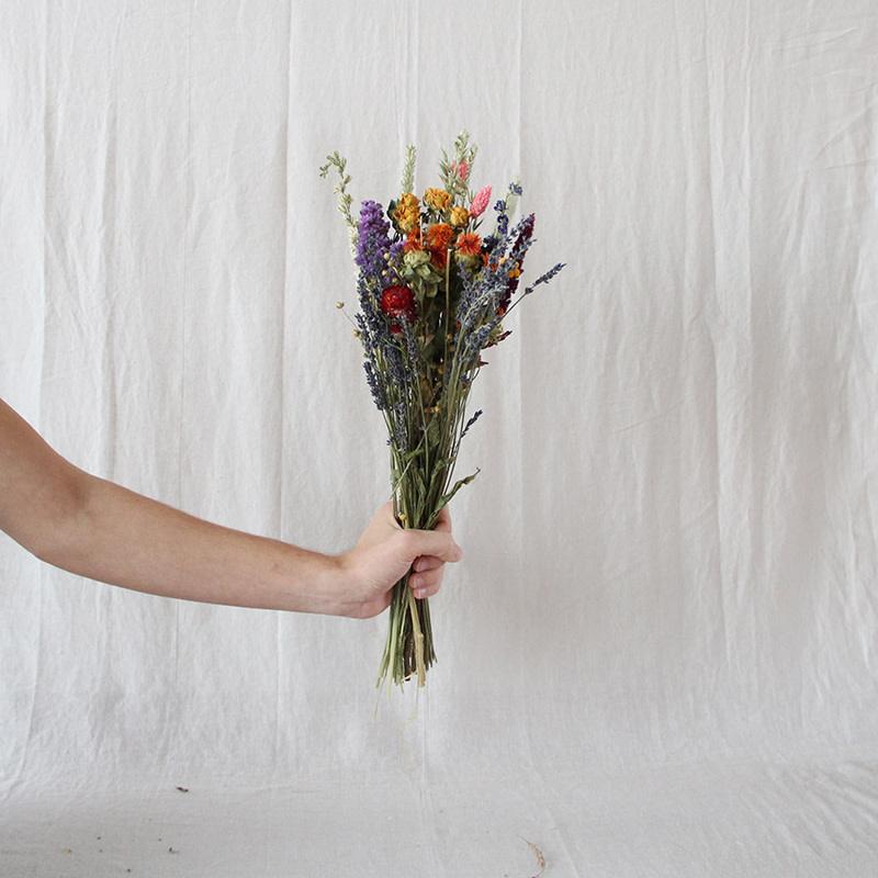 Other brands Droogboeket wildflowers 'Multi' - Medium