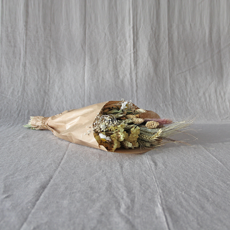 Noviflora Droogboeket wildflowers 'Natural' - Small