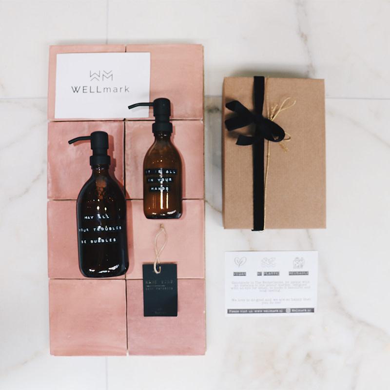 Wellmark Giftbox - Soft hands