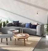 Fest Amsterdam Dunbar sofa 1.5 seat + divan- sydney 91 light grey