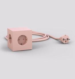Avolt Stekkerdoos kubus Old Pink