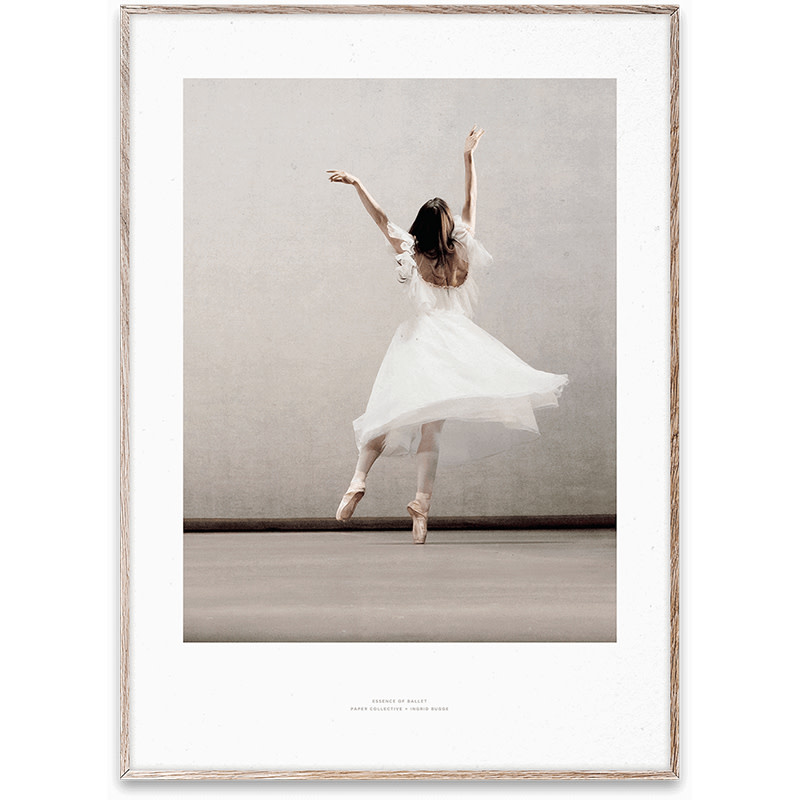 Paper Collective Essence of ballet 03 Poster 30x40