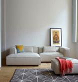 Fest Amsterdam Sofa Dunbar 1.5 seat + divan + pouf S Polvere 21 beige