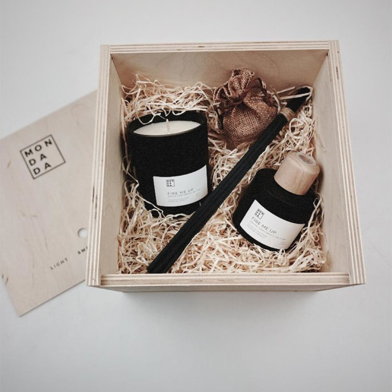 Mon Dada Giftset Black collection - Down to earth