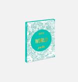 OMY Kleurposter mini wereld