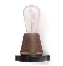 Humble One Lampe de table Walnut