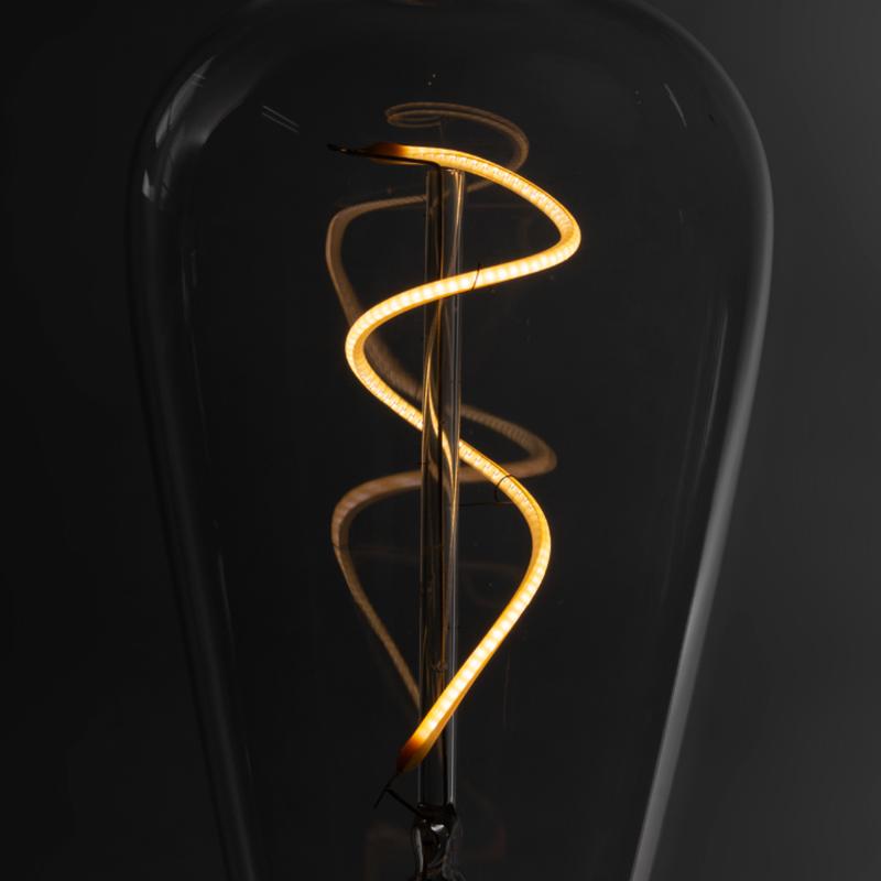Humble Swirl Bulb clear (vervanglamp voor tafellamp One)