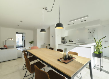 Hyboma appartement modèle