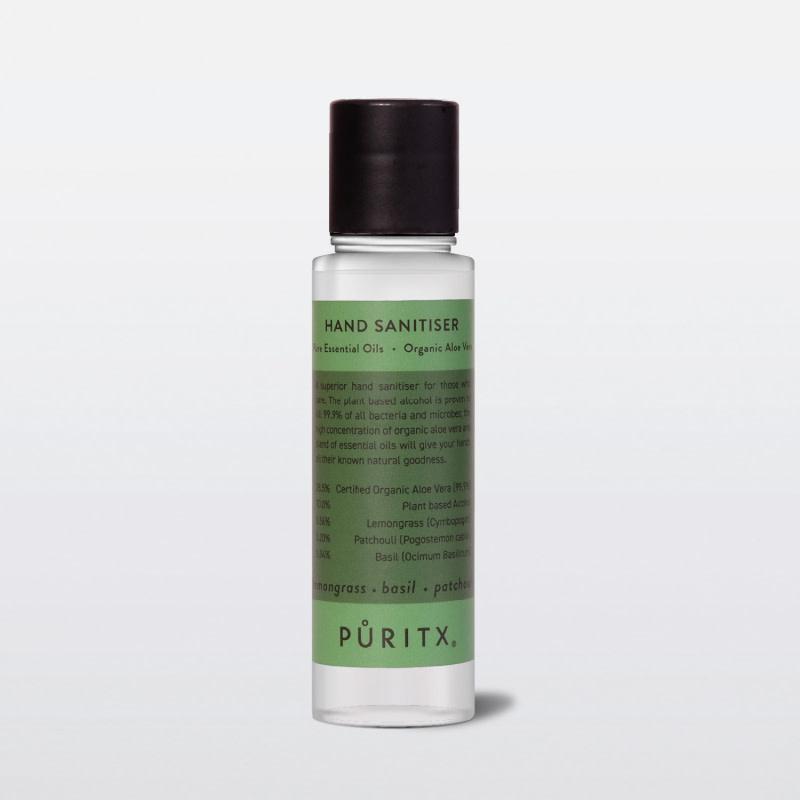 Puritx Hand Sanitiser 60 ml