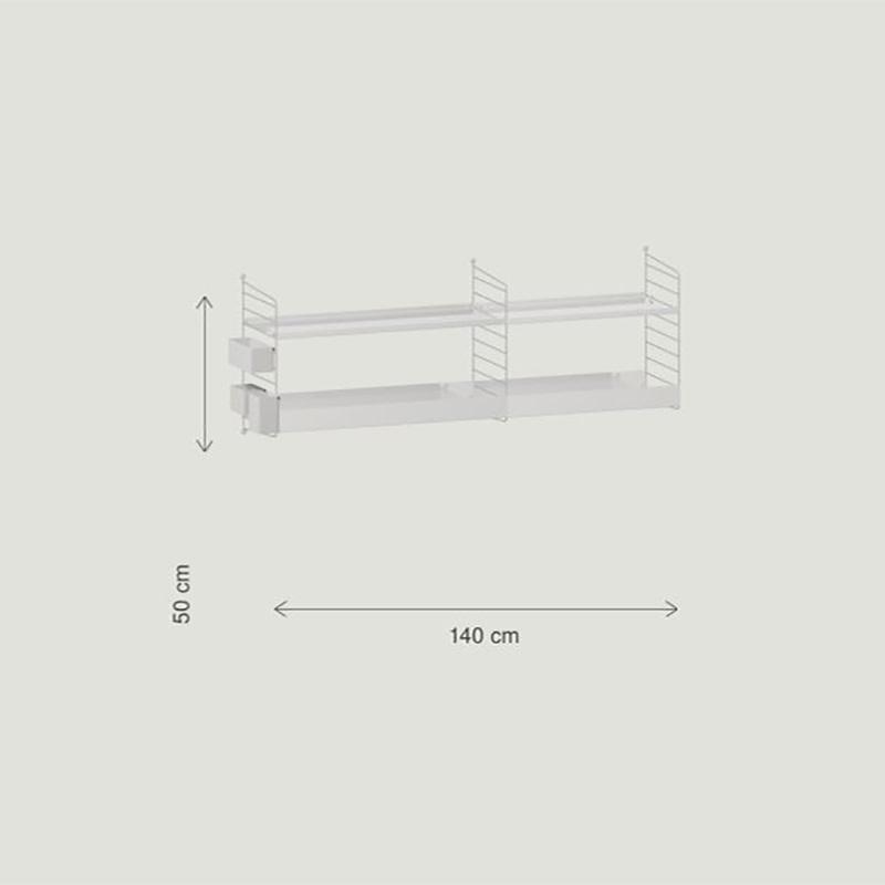 String Keuken configuratie 1