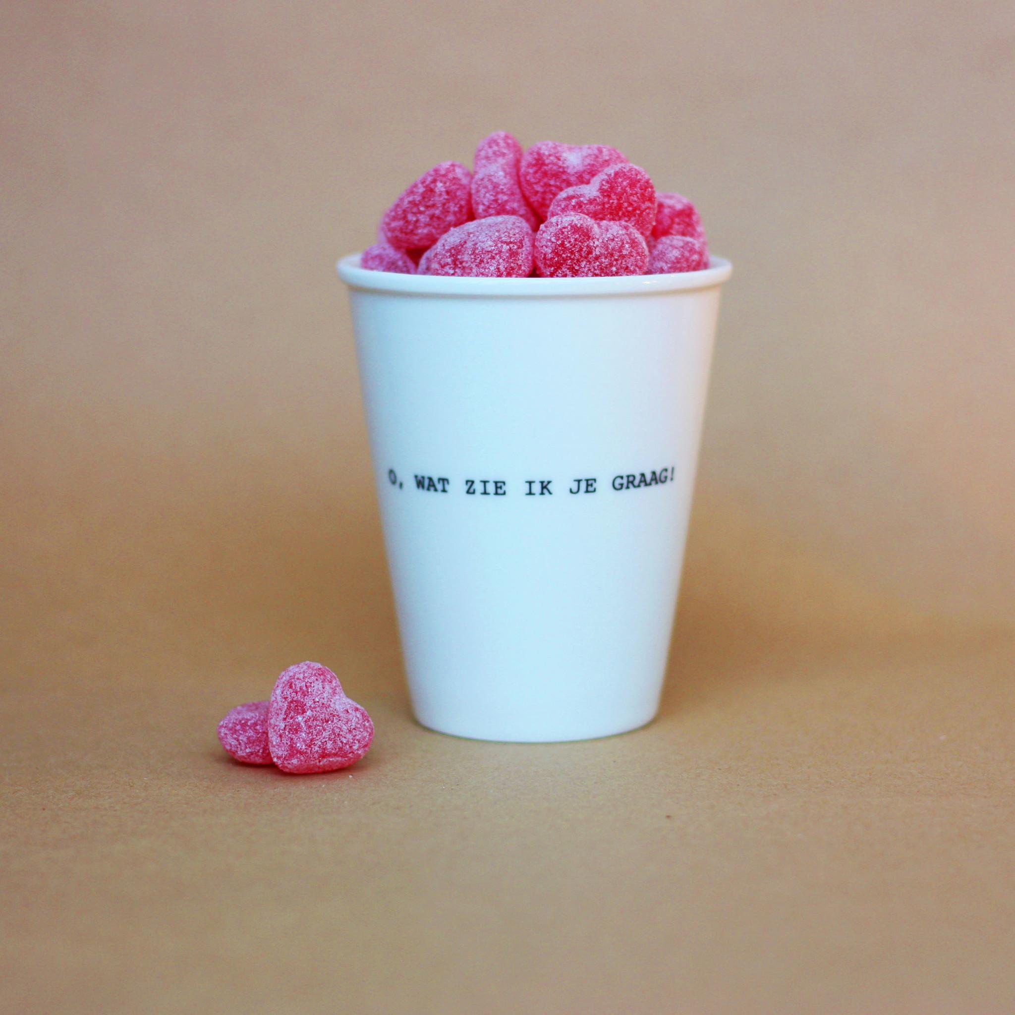 helen b Valentijnsbeker - O wat zie ik je graag